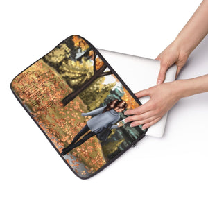 Autumn in the Park Laptop Sleeve - Planner Press Designs