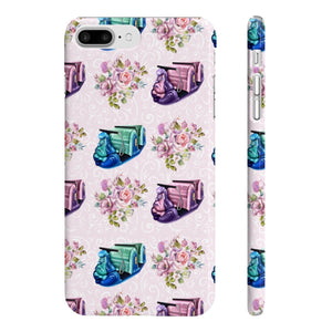 Wonderland Ride iPhone Case - Protective Phone Cover