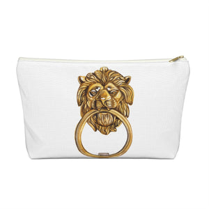 Opulent Accessory Pouch with T-bottom - Pencil Case