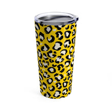 Load image into Gallery viewer, Sassy Leopard Tumbler 20oz
