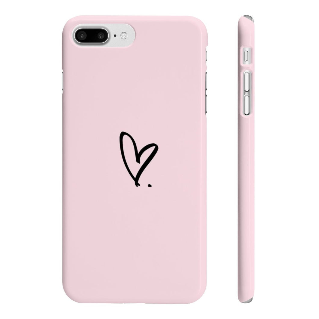 Love Period Phone Case - Protective Phone Cover