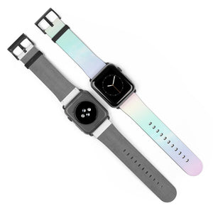 Pastel Rainbow Watch Strap - Apple Watch Replacement Watch Band