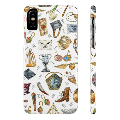 iPhone X Wizard World Case Mate Slim Phone Cases
