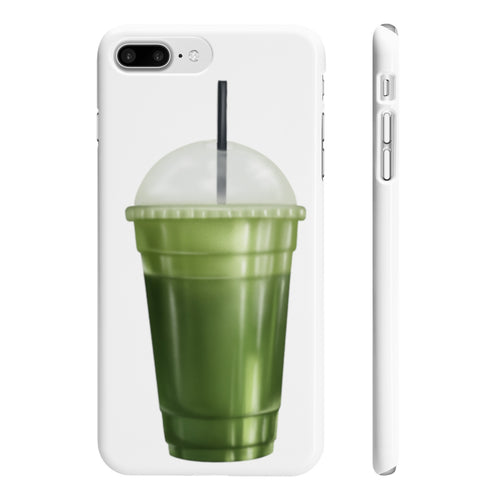 Green Juice Phone Case - Protective Phone Cover