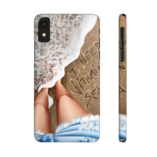Load image into Gallery viewer, iPhone X Vitamin Sea Light Skin Case Mate Slim Phone Cases