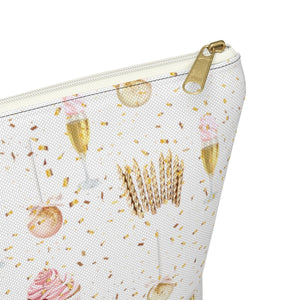 Lets Celebrate Accessory Pouch with T-bottom - Pencil Case
