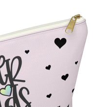 Load image into Gallery viewer, Planner Friends Accessory Pouch with T-bottom - Pencil Case