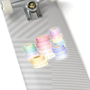 Washi Stacks Vinyl Sticker Decal