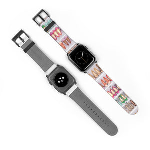 I Love My Shoes Watch Strap - Apple Watch Replacement Watch Band