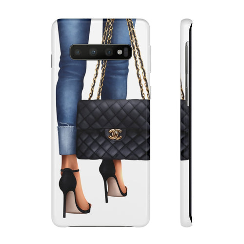 Couture Medium Skin Samsung S10's Snap Cases - Planner Press Designs
