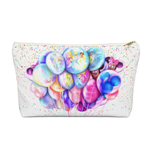 Load image into Gallery viewer, Disney Balloons Accessory Pouch with T-bottom - Pencil Case - Planner Press Designs