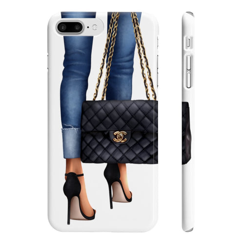 Just Another Day Medium Skin iPhone Case - Protective Phone Cover