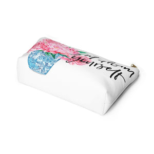 Out Dream Yourself Accessory Pouch with T-bottom - Pencil Case