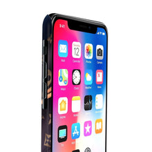 Load image into Gallery viewer, iPhone X A Girl and Her Bag Light Skin Case Mate Slim Phone Cases
