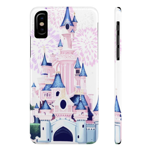 iPhone X The Castle Case Mate Slim Phone Cases
