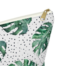 Load image into Gallery viewer, Tropical Bliss Accessory Pouch with T-bottom - Pencil Case