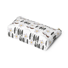 Load image into Gallery viewer, Aloha Designer Accessory Pouch with T-bottom - Pencil Case - Planner Press Designs