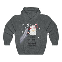 Load image into Gallery viewer, Hot Cocoa and Hallmark Unisex Heavy Blend™ Hooded Sweatshirt