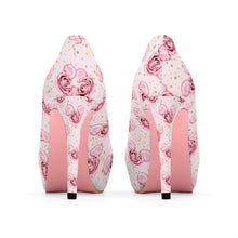 Load image into Gallery viewer, Mickey and Roses Women's Platform Heels