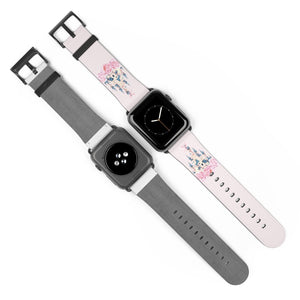 Disney Castle Watch Strap - Apple Watch Replacement Watch Band - Planner Press Designs