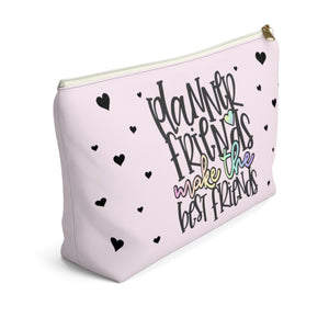 Planner Friends Accessory Pouch with T-bottom - Pencil Case