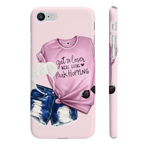 Park Outfit iPhone Case - Protective Phone Cover