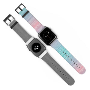 Ombre Love Watch Strap - Apple Watch Replacement Watch Band