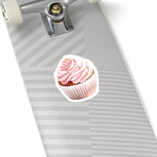 Load image into Gallery viewer, Cupcake Vinyl Sticker Decal - Planner Press Designs