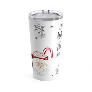 Hot Cocoa and Hallmark Tumbler 20oz Tumblers
