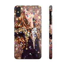 Load image into Gallery viewer, iPhone X Dancing In The Moment Light Skin Red Hair Case Mate Slim Phone Cases