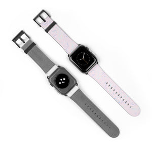 Pink Disney Fireworks Watch Strap - Apple Watch Replacement Watch Band