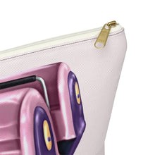 Load image into Gallery viewer, Wonderland Ride Accessory Pouch with T-bottom - Pencil Case