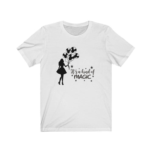 Its Magical Unisex Jersey Short Sleeve Tee
