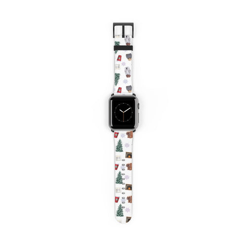 Winter Essentials Watch Strap - Apple Watch Replacement Watch Band