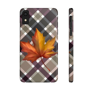 iPhone X Autumn Is Here Case Mate Slim Phone Cases