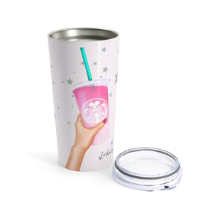 Starbucks and Disney Light Skin Tumbler 20oz