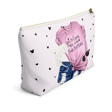 Load image into Gallery viewer, Disney Outfit Accessory Pouch with T-bottom - Pencil Case - Planner Press Designs