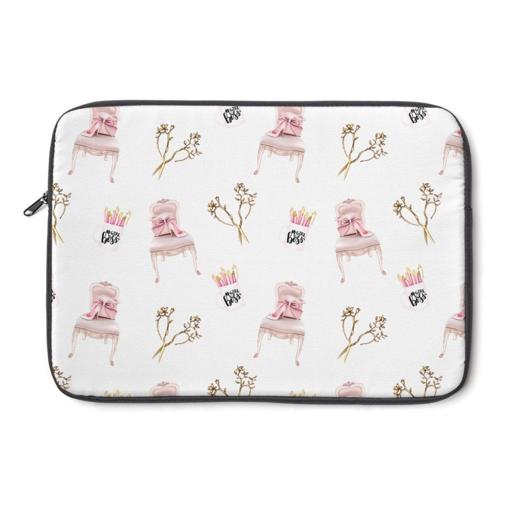 All the Pretty Things Laptop Sleeve - Planner Press Designs