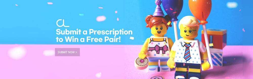 Submit Prescription to get a free pair