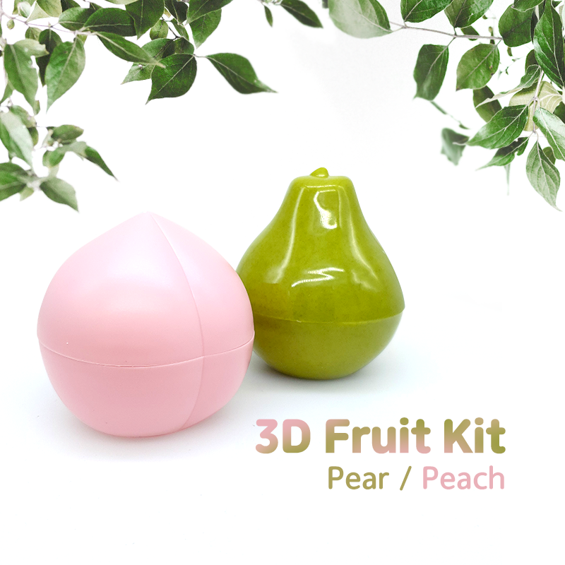 3D Fruit Kit