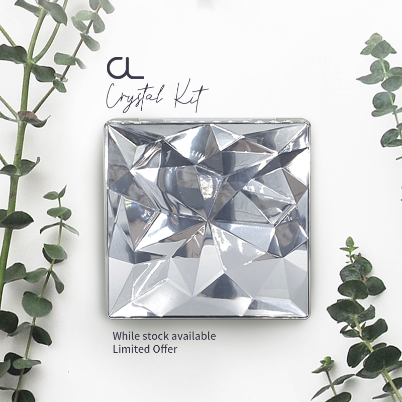 CL Crystal Kit Silver