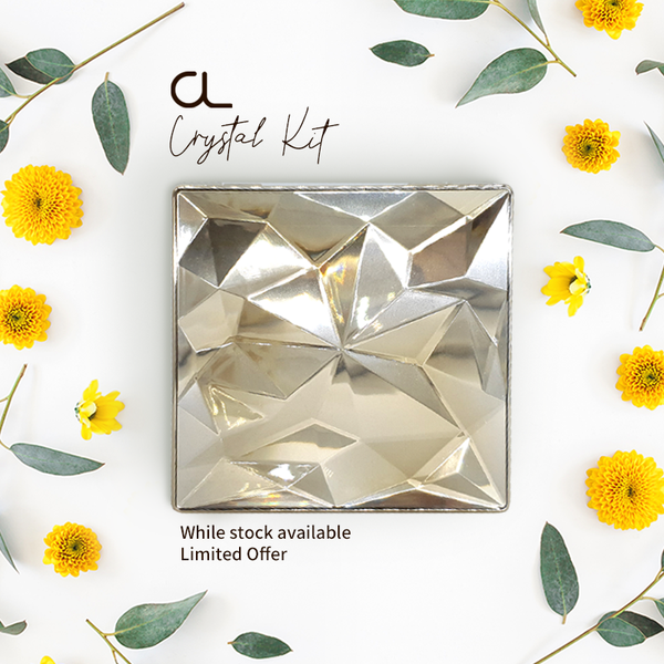 CL Crystal Kit Gold