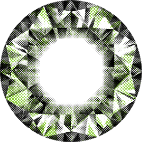 ColorPlay Diamond Green