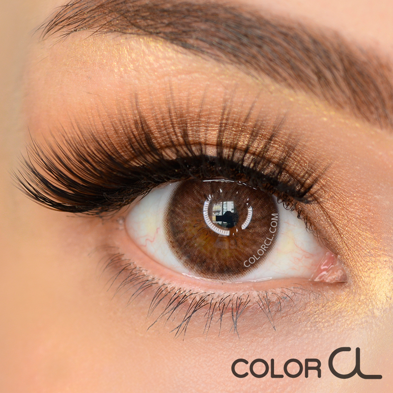 Siesta Crystal Halo Brown