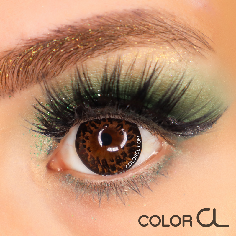 ColorPlay Leopard Brown