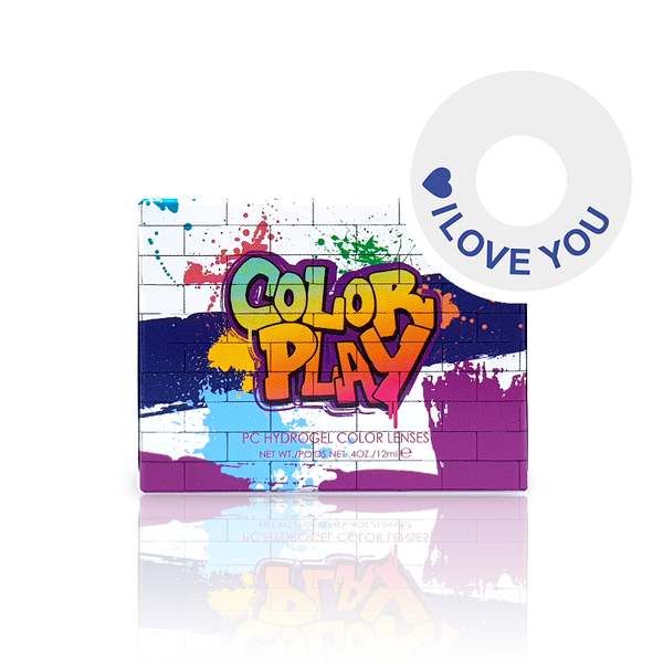 ColorPlay I-Love You