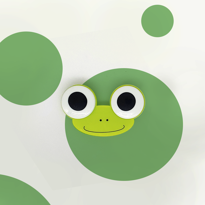 Green Frog case