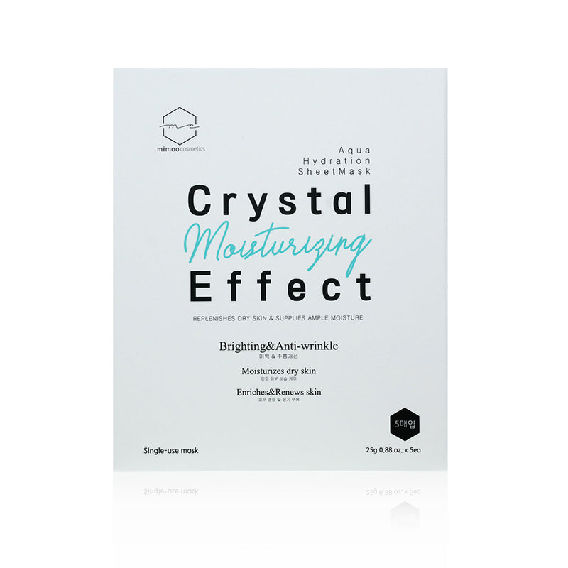 Crystal Moisturizing Effect
