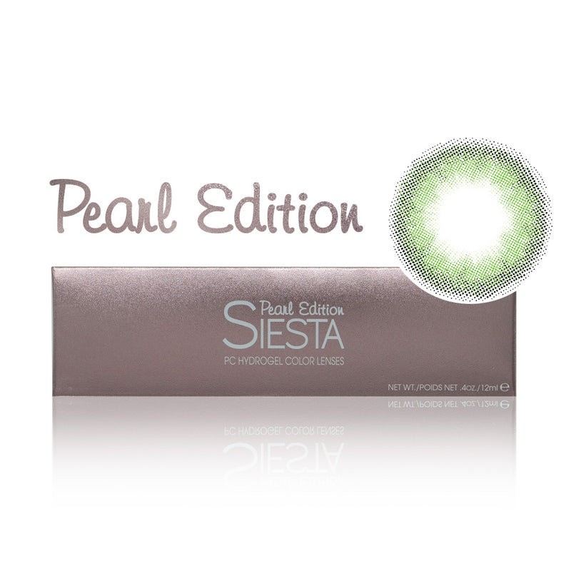 Siesta Pearl Lime Green
