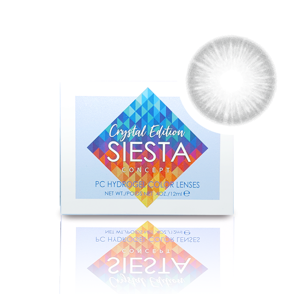 Siesta Crystal Halo Gray